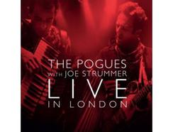 Vinil Pogues – Pogues With Joe Strumm