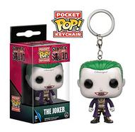 Porta-Chaves FUNKO Pocket Pop! Suicide Squad: Joker