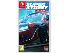 Jogo Nintendo Switch Super Street: The Game (Corridas – M3)