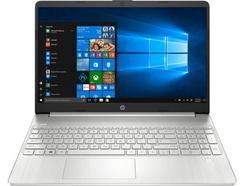 "Portátil HP 15s-fq1034np (15.6"" – Intel Core i3-1005G1 – RAM: 8 GB – 256 GB SSD PCIe – Intel UHD Graphics)"