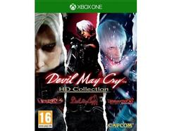 Jogo Xbox One Devil May Cry HD Collection