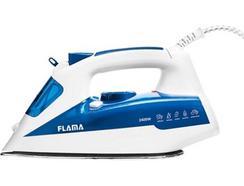 Ferro a Vapor FLAMA 5345FL (Base: Inox)
