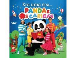 DVD panda e os Caricas: Era uma vez – Ao vivo