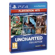 Jogo PS4 Uncharted: The Nathan Drake Collection – Playstation Hits