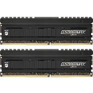 Crucial Ballistix Elite 32GB (2x16GB) DDR4-3000MHz CL15 Preta