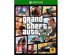 Jogo XBOX ONE Grand Theft Auto V Bundle