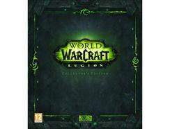Jogo PC World of Warcraft: Legion – Collector's Edition