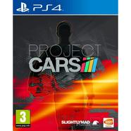 Project Cars Hits Playstation PS4