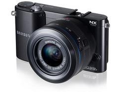 Máquina fotográfica SAMSUNG NX1100+20-50MM Preto