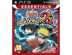 Jogo PS3 Naruto Shippuden Ultimate Ninja – Storm 2 – Essentials