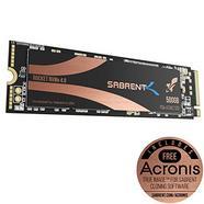 Sabrent 500GB Rocket NVMe PCIe 4.0 M.2 2280 TLC SSD