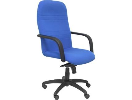 Cadeira Executiva PYC Letur Tecido Azul