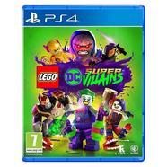 Jogo PS4 LEGO DC Super Villains