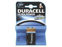 Pilhas Ultra DURACELL 9v Emb1