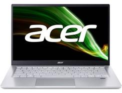 "Portátil ACER Swift 3 SF314-511-787H (14"" – Intel Core i7-1165G7 – RAM: 16 GB – 1 TB SSD – Intel Iris Xe Graphics)"