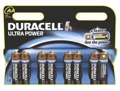 Pilhas Ultra DURACELL Lr6 Emb8