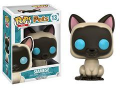 Figura FUNKO Pop! Vinyl Pets: Siamês