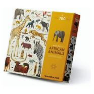 Puzzle World of African Animals Crocodile Creek