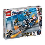 LEGO Marvel Avengers Movie Captain America: Ataque de Outriders