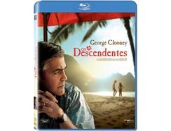 Blu-Ray Os Descendentes