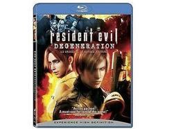 Blu Ray Resident Evil:Degeneracion (Edição em Espanhol)