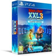 Asterix & Obelix XXL3: The Crystal Menhir Limited Edition – PS4