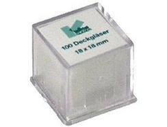 Lamelas para Microscópio KONUS 5072