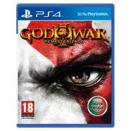 God of War III Remasterizado – PS4