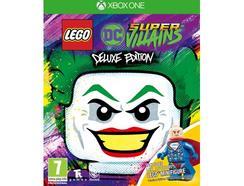 Jogo Xbox One LEGO DC Super Villains Deluxe Edition