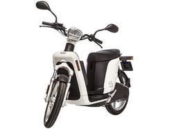 Scooter elétrica ASKOLL eS3 Branca