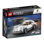 1974 Porsche 911 Turbo 3.0 Lego