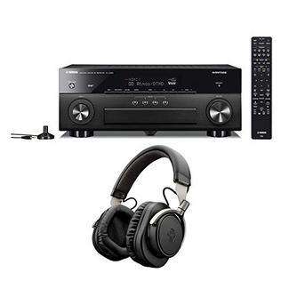 Recetor AV Yamaha RX-A880 (7.2 canais – 160 W – Wi-Fi e Bluetooth)