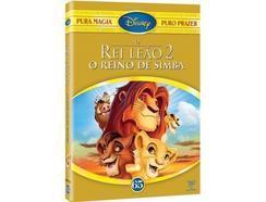 DVD Rei Leão 2 : O Reino de Simba (Edição em Espanhol)