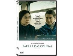 DVD Para Lá das Colinas