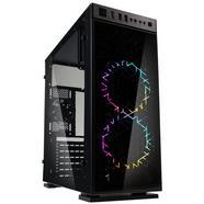Caixa ATX Kolink Inspire K1 RGB Vidro Temperado