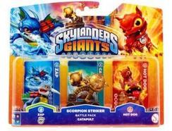 Figura Skylanders Giants: Battle Pack 2