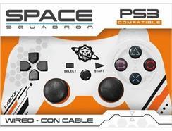 Comando PS3 Sem Fios INDECA Space Squadron