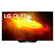 TV LG OLED 55 OLED55BX6LA 4K HDR Smart TV AI Aço escuro