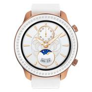 Smartwatch Amazfit 42mm Glitter Edition Branco / Dourado