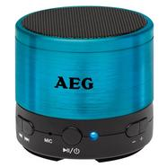COLUNA BLUETOOTH AEG BSS 4826 BLUE