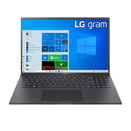 "Portátil LG Gram 16Z90P-G.AA78P (16"" – Intel Core i7-1165G7 – RAM: 16 GB – 1 TB SSD – Intel Iris XE Graphics)"