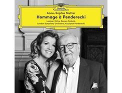 CD Anne-Sophie Mutter, Roman Patkoló, Lambert Orkis, London Symphony Orchestra & Krzysztof Penderecki – Hommage a Penderecki