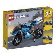 LEGO Creator: Super Mota 3 em 1