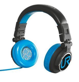 Auscultadores com fio TRUST UR Rimix (On Ear – Preto e Azul)