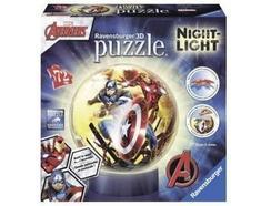 Puzzle 3D RAVENSBURGER Avengers
