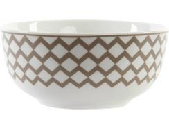 Taça Porcelana ITEM Bege