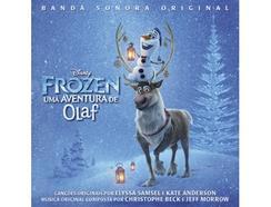 CD Vários – Frozen: Uma Aventura de Olaf