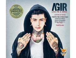 CD Agir – Leva-me a sério + Extra