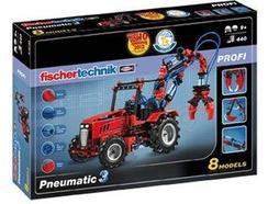 Construção Robótica FISCHERTECHNIK Pneumatic