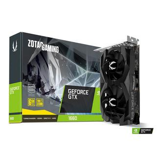 Zotac GeForce GTX 1660 Twin Fan 6GB